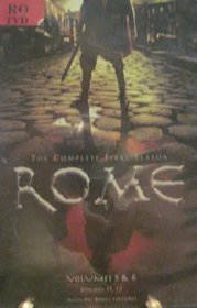 ROME - The Complete First Season, Vol. 5 & 6, Episodes 11, 12