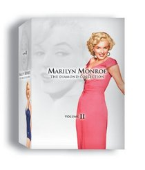Marilyn Monroe - The Diamond Collection II (Don't Bother to Knock / Let's Make Love / Monkey Business / Niagara / River of No Return)