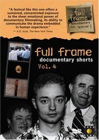 Full Frame Documentary Shorts, Vol. 4
