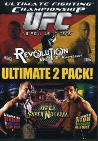 UFC 45 & 46 2pk