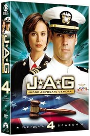 JAG (Judge Advocate General) - The Fourth Season