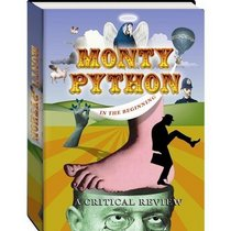 Monty Python In The Beginning DVD Book Set