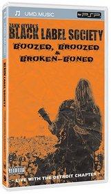 Zakk Wylde's Black Label Society - Boozed, Broozed & Broken Boned [UMD for PSP]