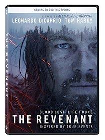 The Revenant DVD