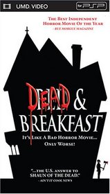 Dead and Breakfast [UMD for PSP]