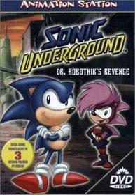 Sonic Underground - Dr. Robotnik's Revenge