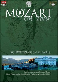 Mozart on Tour: Schwetzingen & Paris