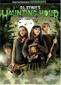 RL Stine's The Haunting Hour: Don't Think About It (Widescreen Edition)