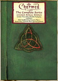 Charmed: The Complete Series - Limited Deluxe Edition
