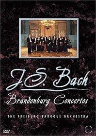 Bach - Brandenburg Concertos / Freiburg Baroque Orchestra