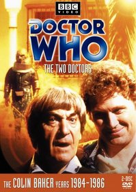 Doctor Who: The Two Doctors (Story 141)
