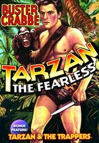 Tarzan the Fearless/Tarzan & The Trappers