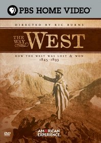 American Experience - The Way West: How the West Was Lost & Won, 1845-1893