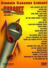 Karaoke / 25 Song Karaoke Library 5