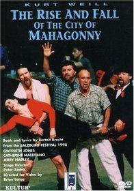 Kurt Weill - The Rise and Fall of the City of Mahagonny / Peter Zadek · Denis Russell Davies - G. Jones · C. Malfitano · J. Hadley - Salzburg Festival 1997