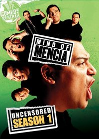 Mind of Mencia - Uncensored Season 1