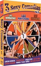3 Sexy Comedias Mexicanas Vol.1
