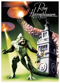 Ray Harryhausen Gift Set (Three Disc Set) (w/ Book)