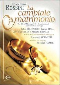 Rossini - La Cambiale di Matrimonio / The Bill of Marriage
