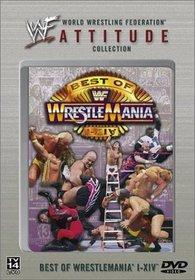 WWE - Best of WrestleMania I - XIV