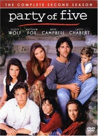 Party of Five - The Complete Second Season