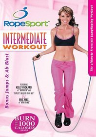 Ropesport: Intermediate Workout