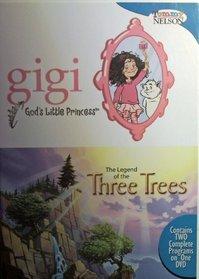 Gigi God's Little Princess - The Legend of the Three Trees - DVD