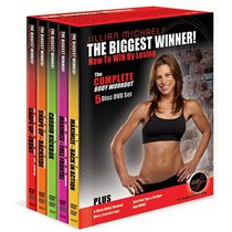 The Biggest Winner - How to Win by Losing: The Complete Body Workout (5-Disc DVD Set: Shape Up - Front, Shape Up - Back, Cardio Kickbox, Maximize - Full Frontal, Maximize - Back in Action)