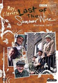 Last of the Summer Wine: Vintage 1977