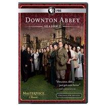 Masterpiece Classic: Downton Abbey Season 2 DVD (Original U.K. Unedited Edition) (2012)