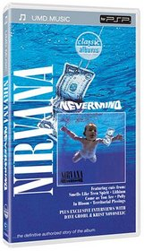 Nirvana - Nevermind Classic Album [UMD for PSP]