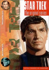 Star Trek - The Original Series, Vol. 22, Episodes 43 & 44: Bread And Circuses/ Journey To Babel