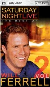 Saturday Night Live -  Best of Will Ferrell, Vol. 2 (UMD Mini For PSP)