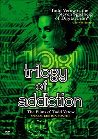 Trilogy of Addiction: A Sudden Loss of Gravity/Once and Future Queen/Little Shots of Happiness