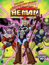 The New Adventures of He-Man, Vol. 2