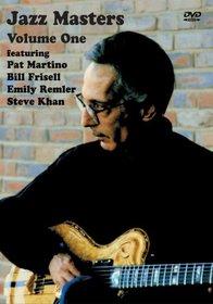 Jazz Masters, Vol. 1 featuring Pat Martino, Bill Frisell, Emily Remler, Steve Kahn