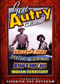 Gene Autry Collection, Sidekick Pat Buttram, Vol. 2
