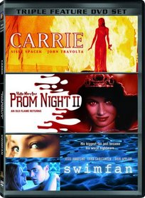 Dying to Be Popular Triple Feature (Carrie / Hello Mary Lou: Prom Night II / Swimfan)