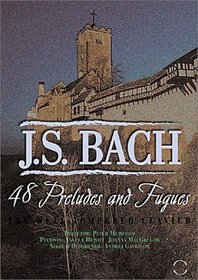 Bach - The Well Tempered Clavier 48 Preludes and Fugues / Hewitt, MacGregor, Demidenko, Gavrilow