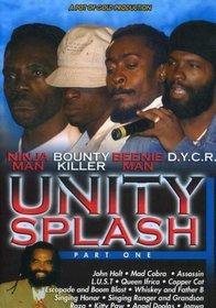Unity Splash, Pt. 1