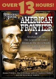 American Frontier 9 Movie Pack