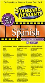 The Standard Deviants - Advanced Spanish 2-pack - Building on the Basics & Verbs