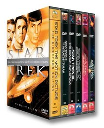 Star Trek - The Original Crew Movie Collection