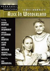 Lewis Carroll's Alice in Wonderland (Broadway Theatre Archive)