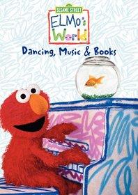 Elmo's World - Dancing, Music, and Books