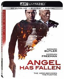 Angel Has Fallen 4K BD Digital [Blu-ray]