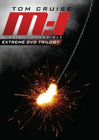 Mission: Impossible Gift Set Collection (Mission: Impossible / Mission: Impossible 2 / Mission: Impossible 3)