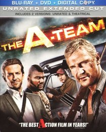 The A-Team (3-Disc Blu-ray Combo Pack) [Blu-ray, DVD, Digital Copy]