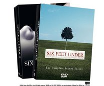 Six Feet Under - The Complete First Two Seasons (2-Pack)