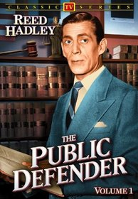 Public Defender:Vol 1 Classic TV